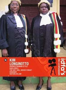 Kim Longinotto box (DVD)