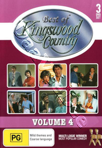 Best of Kingswood Country - Volume Four - 3-DVD Set