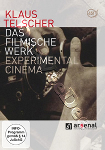 Klaus Telscher: Experimental Cinema 2-DVD Set