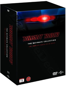 Knight Rider (Complete Series) - Utlimate Collection 26-DVD Box Set