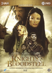 Knights of Bloodsteel - Complete Series - 2-DVD Set (DVD)
