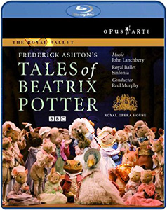 Lanchbery: Tales of Beatrix Potter (1970) (Blu-Ray)