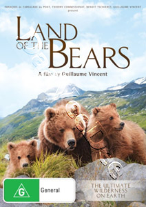 Land of the Bears  (2014) (DVD)