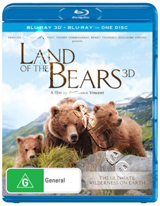 Land of the Bears (2014) (Blu-Ray)