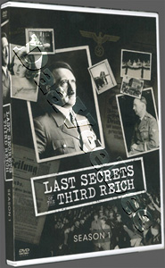 Last Secrets of the Third Reich (Complete Season 1) - 2-DVD Box Set (DVD)