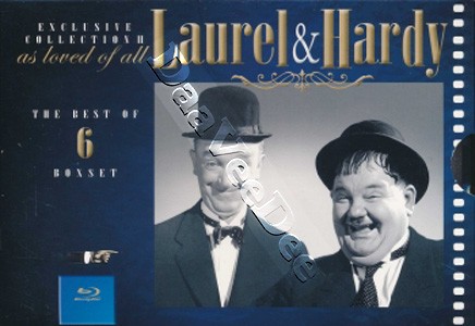 Laurel and Hardy Collection II - 6-Disc Box Set