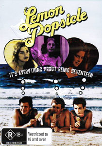 Lemon Popsicle (1978)  (DVD)