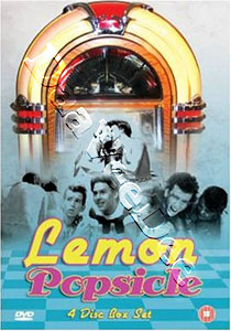 Lemon Popsicle Collection - 4-DVD Box Set (DVD)