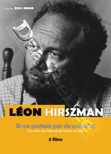 Leon Hirszman - Coffret 2 DVD Inclus le Livret  ( Leon Hirszman Collection (5 Films) - 2-DVD Box Set ) (DVD)