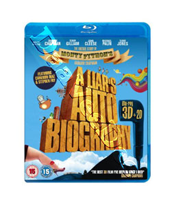 A Liar's Autobiography: The Untrue Story of Monty Python's Graham Chapman (Blu-Ray)