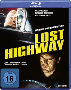 Lost Highway (1997) (Blu-Ray)