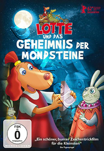 Lotte and the Moonstone Secret (2011) (DVD)