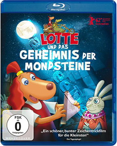 Lotte and the Moonstone Secret (Blu-Ray)