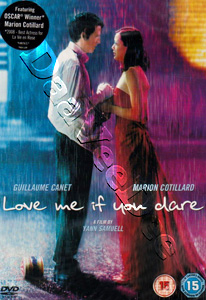 Love Me If You Dare (2003)  (DVD)