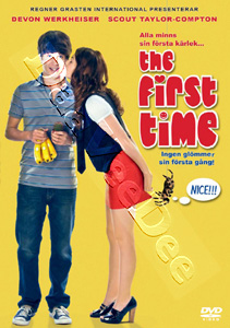 The First Time (DVD)