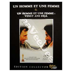 A Man and a Woman / A Man and a Woman: 20 Years Later (DVD)