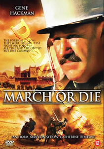 March or Die (1977)  (DVD)