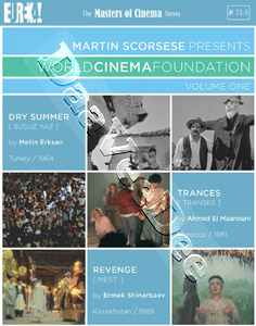 Martin Scorsese Presents: World Cinema Foundation (Vol. 1) - 3-Disc Box Set (Blu-Ray)