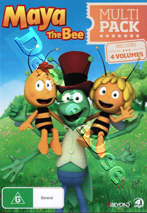 Maya the Bee 4-DVD Set