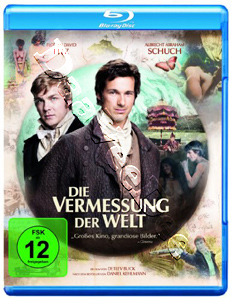 Measuring the World (2012) (Blu-Ray)
