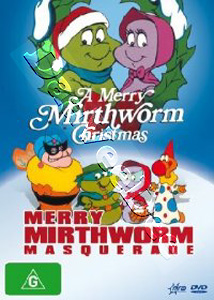 A Merry Mirthworm Christmas / Merry Mirthworm Masquerade (DVD)