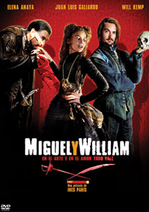 Miguel and William (DVD)