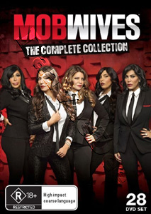 Mob Wives (Complete Collection) - 28-DVD Box Set (DVD)