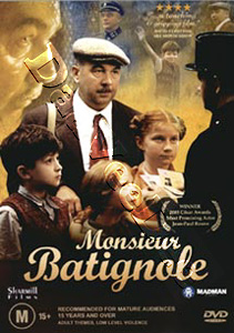 Monsieur Batignole (2002) (DVD)