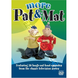 ... und fertig! - Staffel 2 ( More Pat & Mat - Series Two - 2-DVD Set ) (DVD)