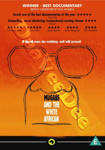 Mugabe and the White African (DVD)