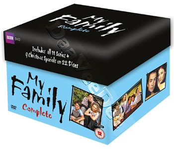 My Family - Complete Series 1-11 - 22-DVD Box Set
