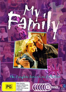 My Family - Complete Series 6-10 - 6-DVD Box Set