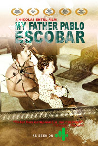 My Father Pablo Escobar (DVD)