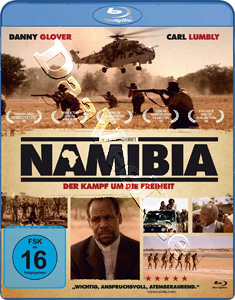 Namibia: The Struggle for Liberation (2007) (Blu-Ray)