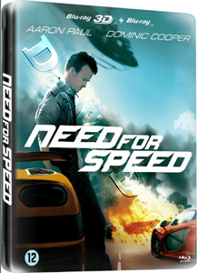 Need for Speed - 2-Disc Set (Blu-Ray)