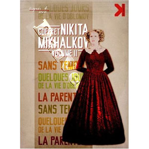 Nikita Mikhalkov - Volume Two - 3-DVD Set (DVD)