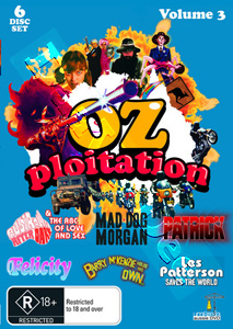 OZ Ploitation - Volume 3 - 6-DVD Set (DVD)