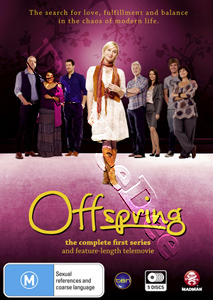Offspring (Complete Season 1) - 5-DVD Set (DVD)