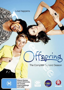 Offspring (Complete Season 2) - 4-DVD Set (DVD)