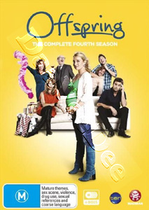 Offspring (Complete Season 4) - 4-DVD Set (DVD)