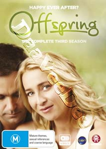 Offspring (Complete Season 3) - 4-DVD Set (DVD)