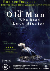 Old Man Who Read Love Stories (DVD)