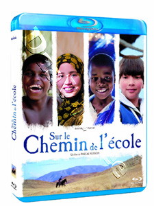 Camino a la escuela ( On the Way to School (2014) ) (Blu-Ray)
