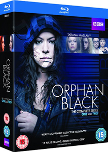 Orphan Black (Complete Series 1 & 2) - 6-Disc Box Set (Blu-Ray)