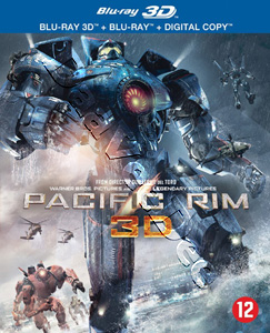 Pacific Rim (3D & 2D) 2 Disc Box Set