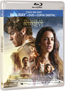 Palm Trees in the Snow (2015) (Blu-Ray)