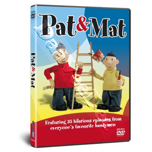 ... und fertig! - Staffel 1 ( Pat & Mat - Series One - 2-DVD Set ) (DVD)