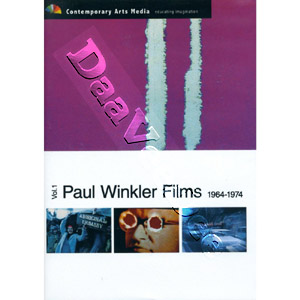 Paul Winkler Films, Vol. 1 2-DVD Set