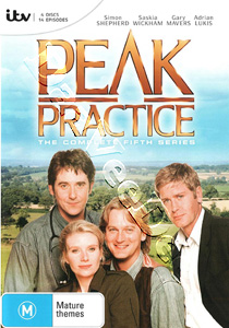 Peak Practice (Complete Season 5) 4-DVD Set