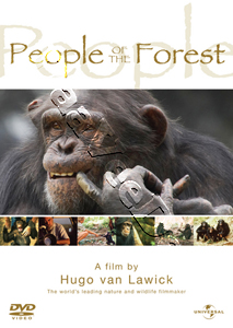 People of the Forest: The Chimps of Gombe (1988) (DVD)
